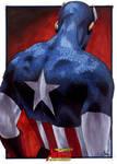 Avengers:Captain America III by gattadonna