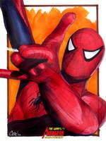 Avengers: Spider-man by gattadonna