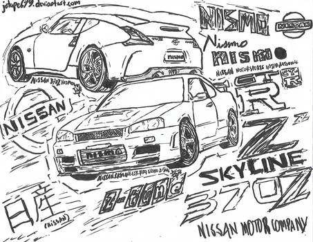 Nismo Nissan Motorsports International By Jotape679 On Deviantart