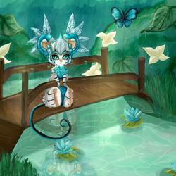 Pond by Gekkogahara