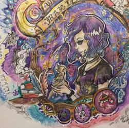 Gift art by Gekkogahara