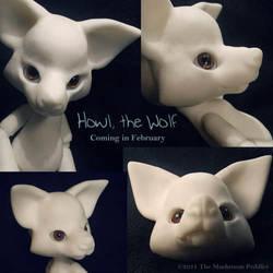 Howl the Wolf - teaser by TheMushroomPeddler