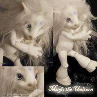 Magic the Unicorn - teaser by TheMushroomPeddler