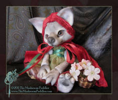 Little Red Riding Wolf by TheMushroomPeddler