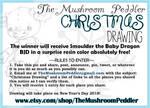 Christmas Drawing! by TheMushroomPeddler