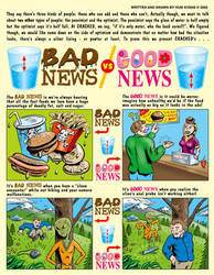 CRACKED 'Good vs. Bad' Pg. 1 by Huwman