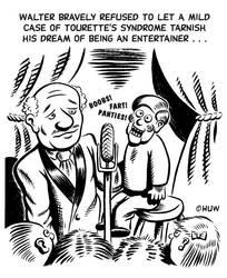 Gag Cartoon 16 by Huwman