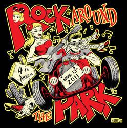 Rock Around the Park 02 by Huwman