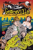GENREVILLE No. 1 Front Cover by Huwman