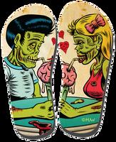 Vote for Zombie FlipFlops?! by Huwman