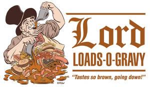 Lord Loads-o-Gravy Logo by Huwman