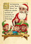 2014 Christmas Card for COPE-378 by Huwman