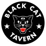 BLACK CAT TAVERN LOGO by Huwman