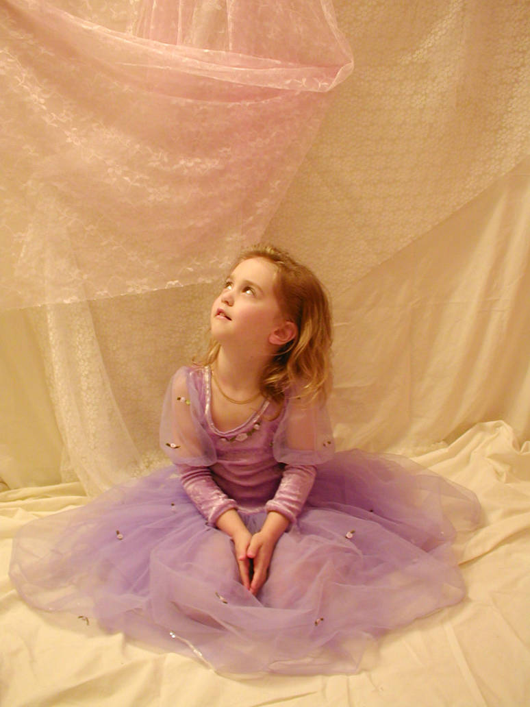 Sitting Princess 1 by DarkMaiden-Stock