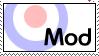 dA stamp: Mod 001 by oddmodout