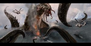 The Kraken Wakes by Sanskarans