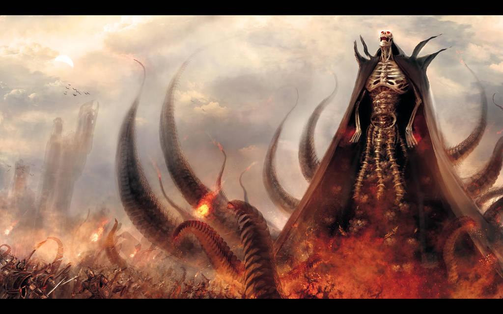 Death Colossus : Death Vayler by Sanskarans