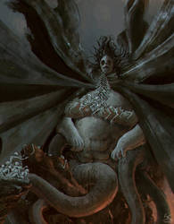 The Devourer of souls by Sanskarans