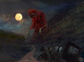 Bloodmoon by Sanskarans