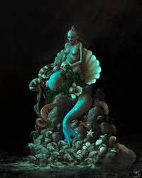 Mermaid by Sanskarans