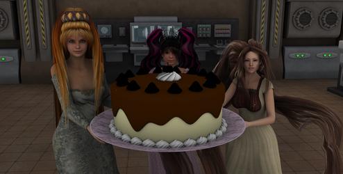 Happy Birthday from Gx-9901 (Oc Gift) by Ultimateportalmaster