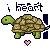 I heart Turtle - Free Avatar by Pockaru