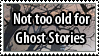 Ghost Stories Stamp by Pockaru