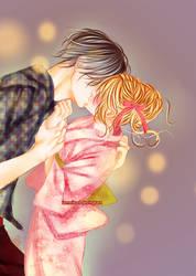 Boku ni Hana No Melancholy - cap 22 Kiss by IAMeikoD