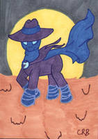 Sketchcard - Mare Do Well by StineTheKitty
