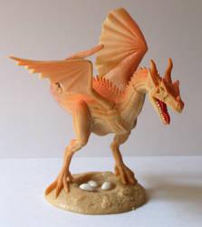 Dragonia Claro by GUZMAN-TANCO