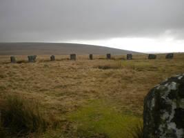Stone circle 6 by dani221