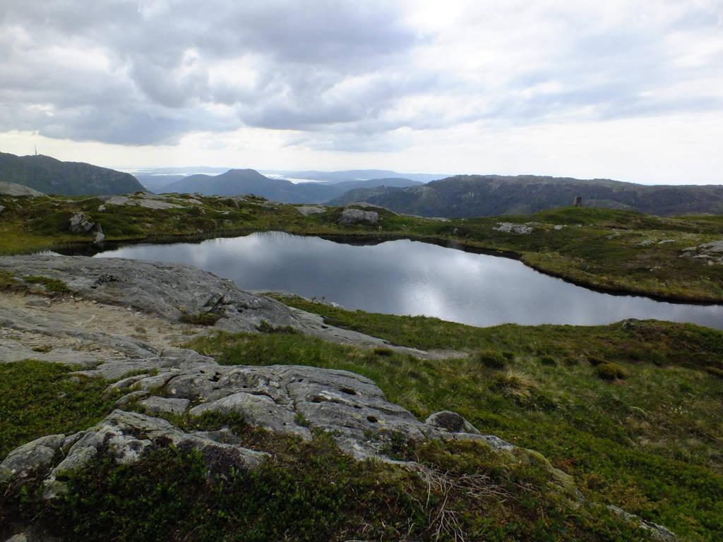 Mountain lake III by dani221