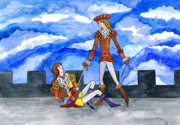 Duel Colour2 by kot-samolet