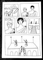 Captive Prince - alternate ending by kot-samolet