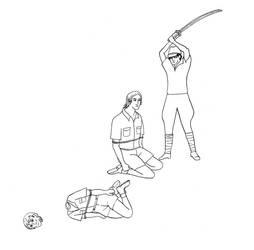 Execution by kot-samolet