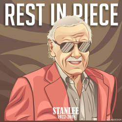 Stan Lee by adlandesign