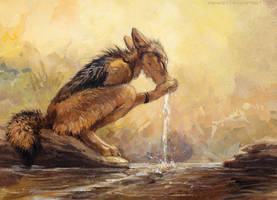 Thirst by kenket