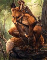 Robin Hood by kenket