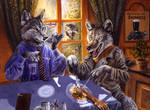 Werewolves of London by kenket