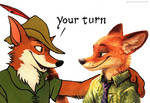 Your Turn by kenket