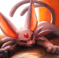 Espeon by kenket