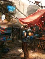 Denfur: the Rebuild by kenket