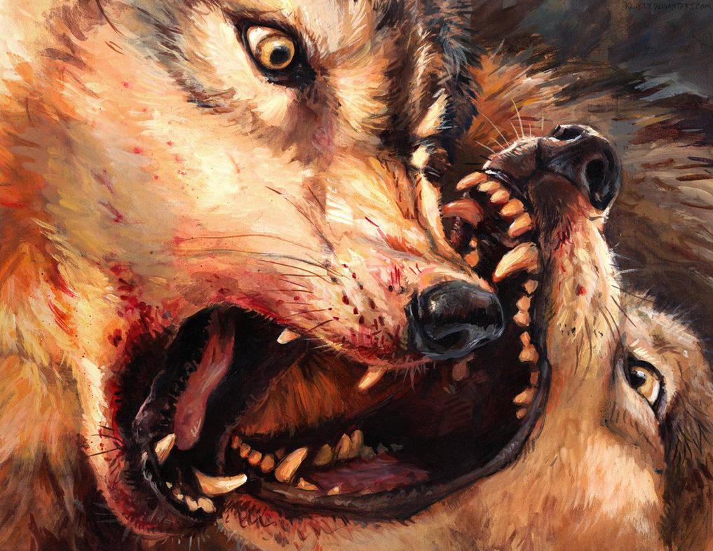 Anger Management by kenket