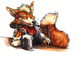 First Round's On Me by kenket