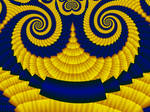 Smiling Spirals Like Her by MehmetKursat