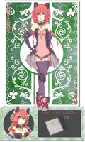 VS - Application : Eniru by Noru-Chan