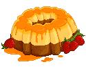 Pixel Chocoflan by Bitter-Cherry