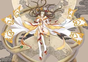 snake by yingwu