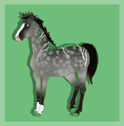 GR072 Punto* - GHSS Hatada Group Horse by KimboKah