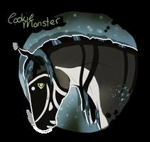 9244 NGS Cookie Monster - Kandosr Stallion by KimboKah